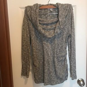 ✅SALE✅ 2 for $15 item- Cowl neck maternity sweater